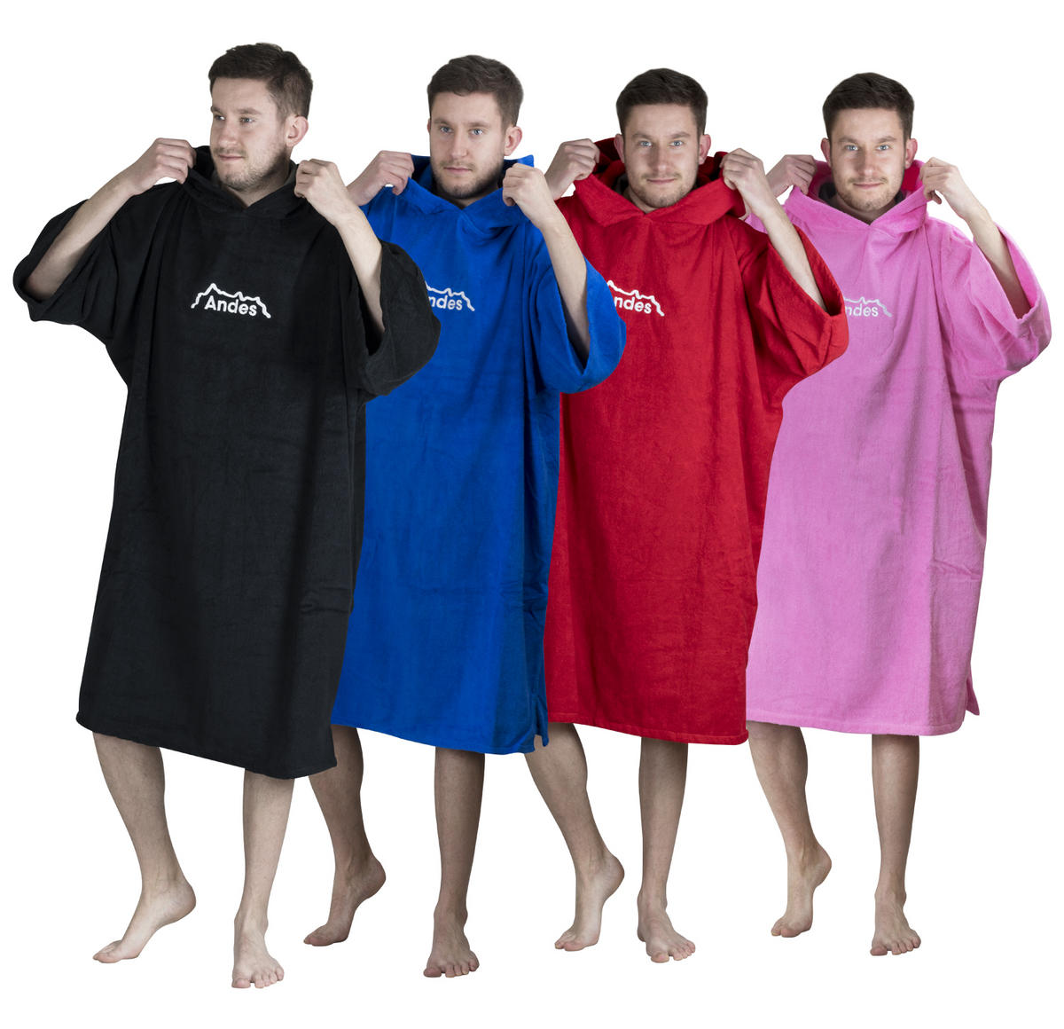 Andes Beach Towel Robe
