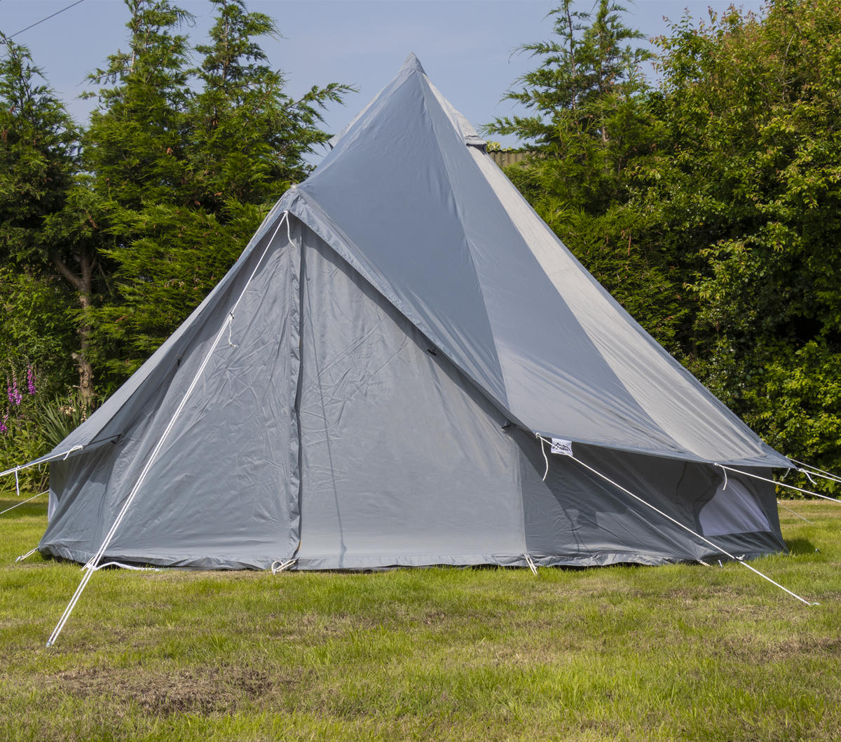 Andes 5m Oxford Canvas Bell Tent