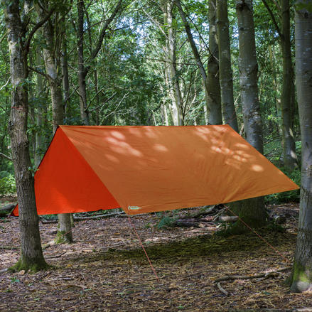 Andes Orange Tarpaulin