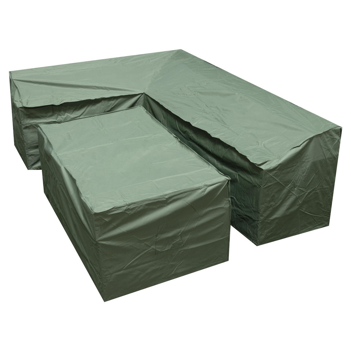 Woodside Green L Shape Dining Set Cover