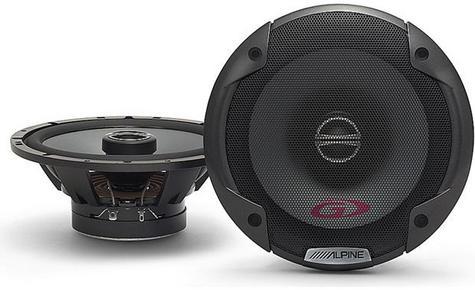 New Alpine SPG 17C2?2-Way Coaxial In Car Sound Speaker?Type G?17cm?240 Watt Thumbnail 2