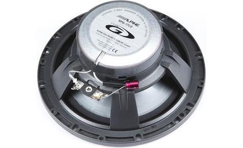 New Alpine SPG 17C2?2-Way Coaxial In Car Sound Speaker?Type G?17cm?240 Watt Thumbnail 3