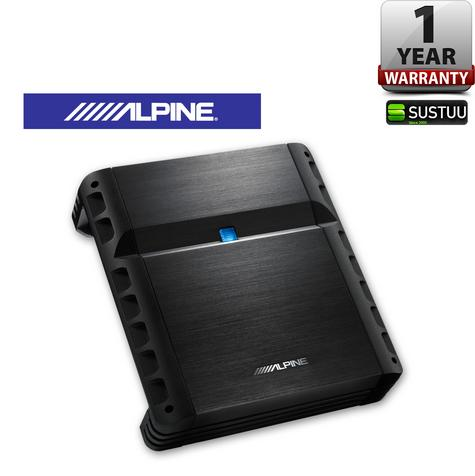 ALPINE PMX T320 2 Channel In Car Vehicle Sound Audio Amplifier System Thumbnail 1