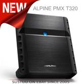 ALPINE PMX T320 2 Channel In Car Vehicle Sound Audio Amplifier System