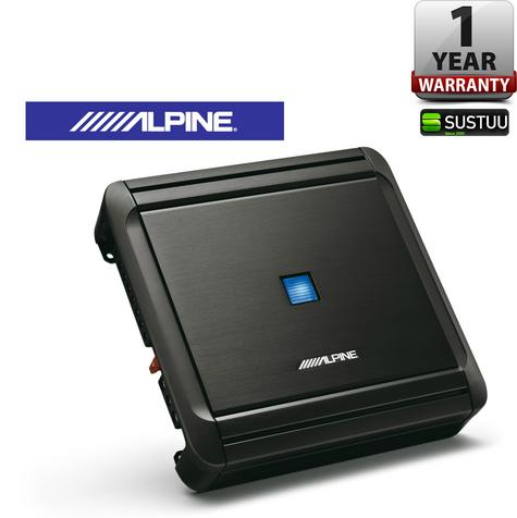 ALPINE MRV F300 2 Channel In Car Vehicle Sound Audio Amplifier System Thumbnail 1