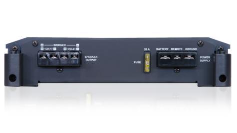 Alpine BBX T600 Power Class A/B Amp 2 Channel Car Sound Audio Amplifier System Thumbnail 3