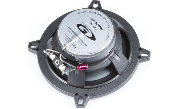 "Alpine SPG-13C2 5""13cm 2-Way 200W Coaxial Car Radio Stereo Audio Speakers NEW Thumbnail 3"