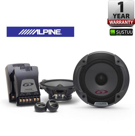 ALPINE SPG 13CS 13cm 250W In Car Vehicle Audio Sound Speaker Thumbnail 1