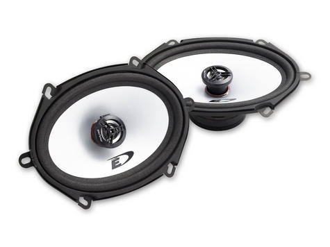 "Alpine SXE 5725S 5""x7"" Custom Fit Car/Van Door 2-Way Coaxial Speaker 1yrWARRANTY Thumbnail 2"