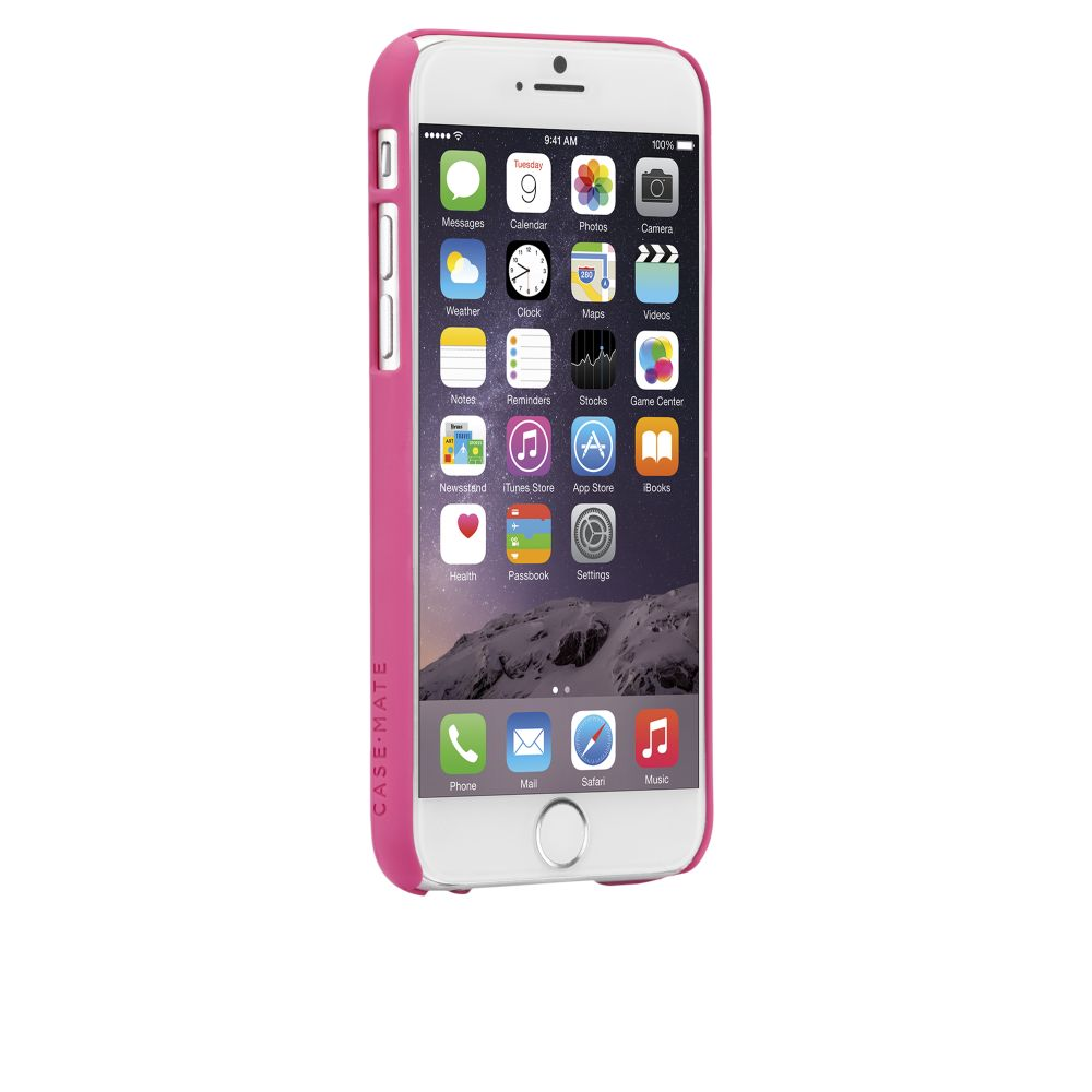Genuine Case-Mate Barely There Ultra Slim Thin Case  Apple iPhone 6 6s PINK