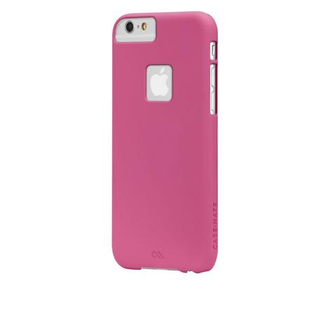 Genuine Case-Mate Barely There Ultra Slim Thin Case  Apple iPhone 6 6s PINK Thumbnail 2