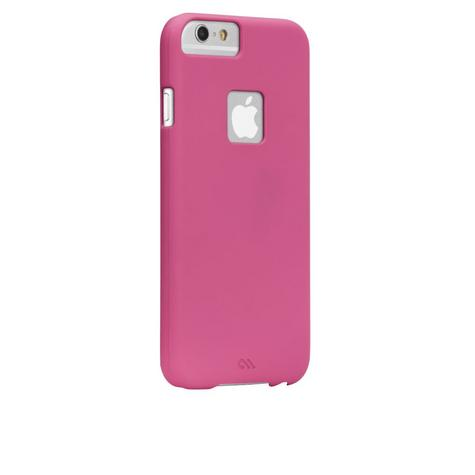 Genuine Case-Mate Barely There Ultra Slim Thin Case  Apple iPhone 6 6s PINK Thumbnail 3