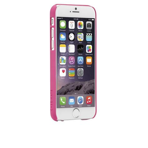 Genuine Case-Mate Barely There Ultra Slim Thin Case  Apple iPhone 6 6s PINK Thumbnail 1
