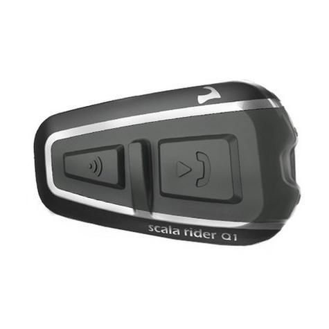 Cardo Scala Rider Q1 2014 Motorcycle Bluetooth Helmet Headset Intercom Thumbnail 2