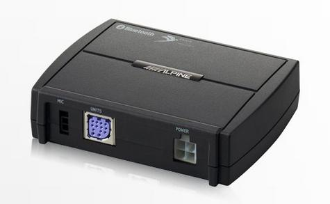 Alpine KCE 250BT?Parrot BluetoothV2.0 Handsfree In Car Module ?LifeTime Updates Thumbnail 2