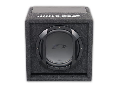 ALPINE SWE 815 In car Sound Vehicle Audio Speaker Subwoofer Thumbnail 3