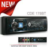 Alpine Car Stereo | Media Player | Radio | CD | MP3 | Bluetooth | USB | iPod-iPhone-Android