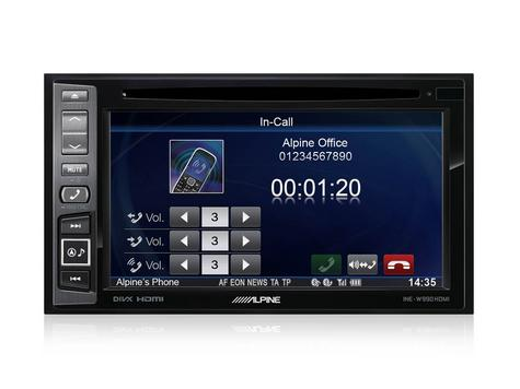 Alpine TUE-DAB1U Add On Mobile DAB/DAB+ Receiver with Direct Touch Control Thumbnail 7