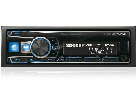 Alpine Car Digital Media Receiver?Mechless Radio?USB?Bluetooth?iPod-iPhone-Andro Thumbnail 4