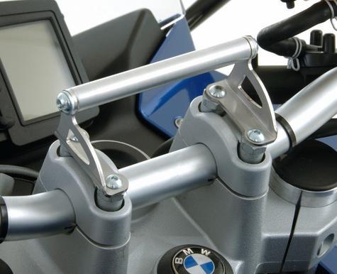 Touratech Adaptor For Lockable Mount?BMW / Suzuki / Kawasaki - 6120040 Thumbnail 1