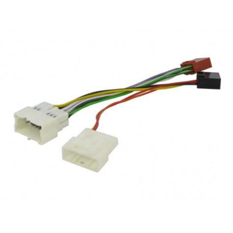 C2 20MC04/20DC01/20RN03 T-Harness ISO Adaptor Lead For Dacia Duster/Lodgy/Logan Thumbnail 1