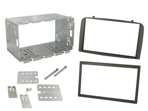 C2/Autoleads Double din fitting kit for Alfa Romeo GT 2005> Thumbnail 1