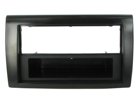 NEW C2 24FT14 Single Din Black Car Stereo Fascia Adaptor For Fiat Bravo 2007> Thumbnail 1