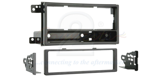 NEW C2 24SU01 Single Din Car Stereo Fascia Adaptor For Subaru Forester/Impreza