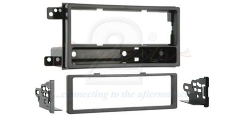 NEW C2 24SU01 Single Din Car Stereo Fascia Adaptor For Subaru Forester/Impreza Thumbnail 1