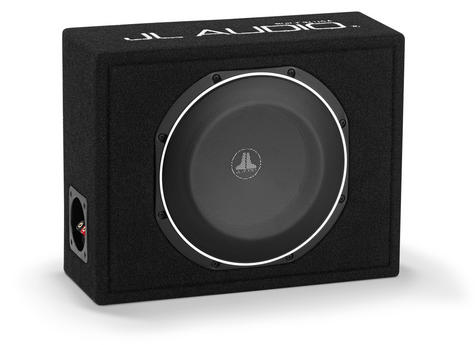 JL AUDIO CS110LG TW1 2-OHMS PowerWedge Car Subwoofer System TW1 Driver 75-300W Thumbnail 1