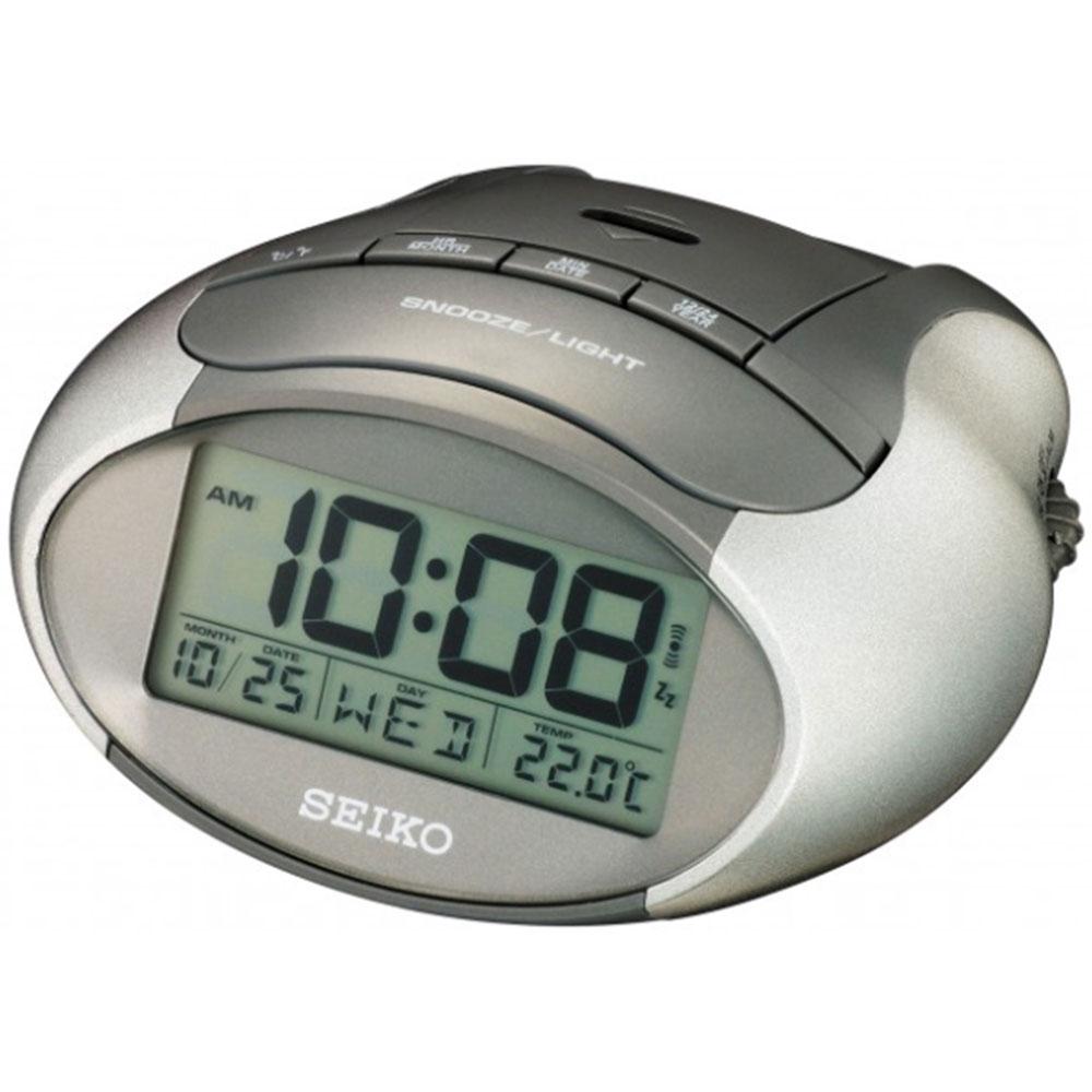 seiko lcd alarm clock instructions
