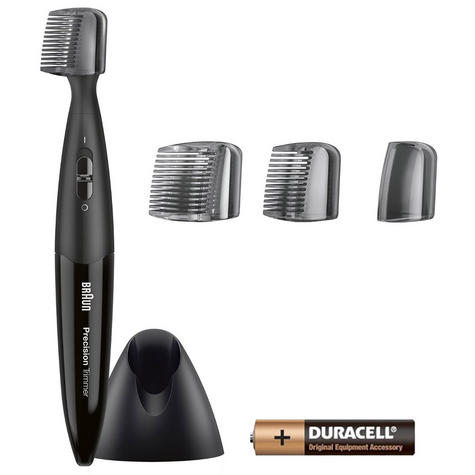 Braun|PT5010|Men's|Facial Hair|Precision|Washable Head|Trimmer 5/8mm Styler|NEW Thumbnail 4