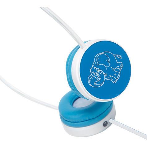 Groov-e Kids Children's Toy Playtime Noise Limited Blue Over Ear Earphones Thumbnail 7
