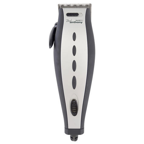 Lloytron Paul Anthony Salon Pro Hair Clipper Trimmer Kit - H5120BK Thumbnail 2