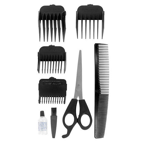 Lloytron Paul Anthony Salon Pro Hair Clipper Trimmer Kit - H5120BK Thumbnail 3
