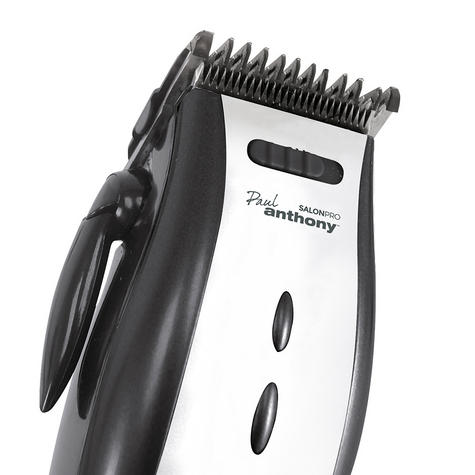 Lloytron Paul Anthony Salon Pro Hair Clipper Trimmer Kit - H5120BK Thumbnail 4