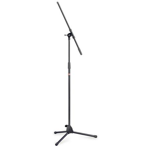Stagg Microphone Boom Stand - Black Music Thumbnail 2