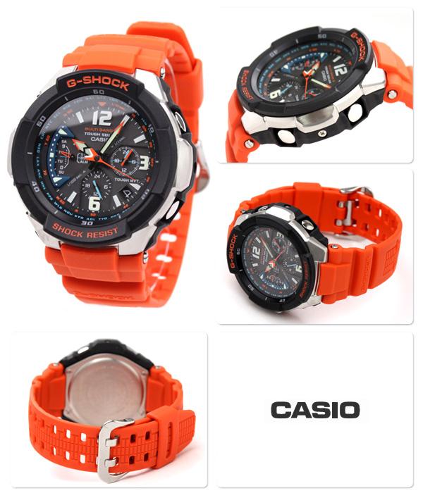 Casio G-Shock Premium Funk-SOLAR Collection Analogue ...