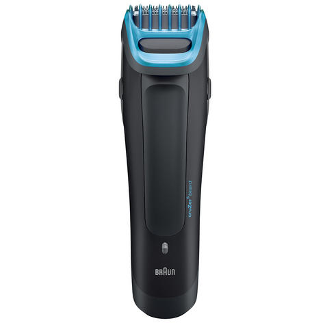 Braun Cruzer5 Mens Beard Trimmer-Clipper | Rechargeable | Corded/Cordless | Washable |  Thumbnail 2