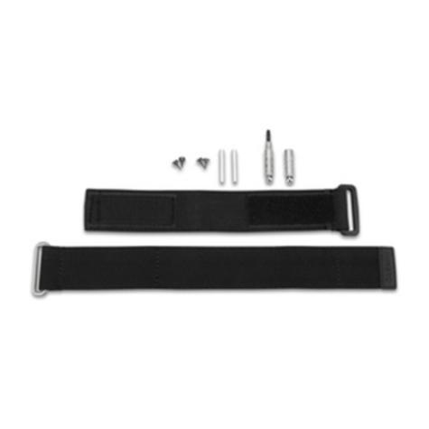 NEW Garmin 010-12168-09 Fabric Watch Strap For Fenix3/Quatix3/Tactix Thumbnail 1