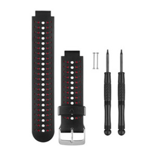 NEW Garmin 010-11251-86 Replacement Marsala Red Watch Band For FR 230/235/630