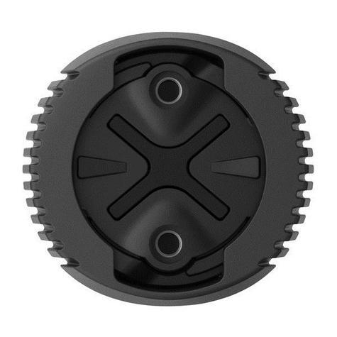 Garmin 010-12494-00 Varia UT800 Quarter Turn To Friction Flange Mount Adapter Thumbnail 4