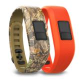 NEW Garmin 010-12452-33 Camo & Blaze Orange Regular Band Straps For Vivofit 3
