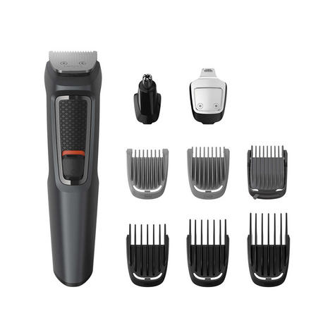 Philips 9 in 1 Multigroom?Face?Nose?Body?Hair?Trimmer Clipper Set?MG3747/13?NEW? Thumbnail 3
