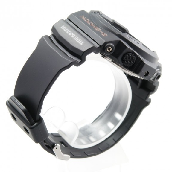 how to read tide graph on g shock