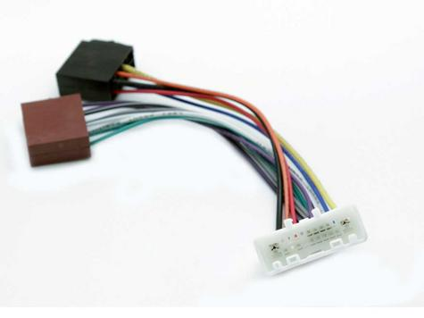 NEW C2 20SU02 ISO Wiring Harness Adaptor For Subaru Outback/Legacy/Impreza/Fores Thumbnail 1