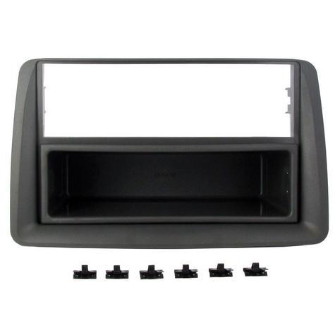 NEW C2 24FT06 Single Din Car Stereo Fascia Adaptor For Fiat Panda 2003> Thumbnail 1