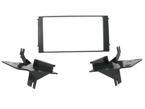 NEW C2 24HY05 Double Din Car Stereo Fascia Adaptor Plate For Hyundai Santa Fe 20 Thumbnail 1