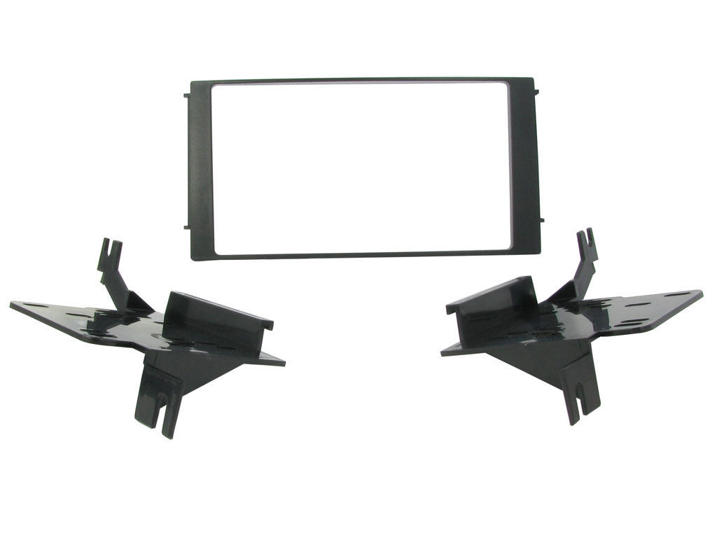 NEW C2 24HY05 Double Din Car Stereo Fascia Adaptor Plate For Hyundai Santa Fe 20