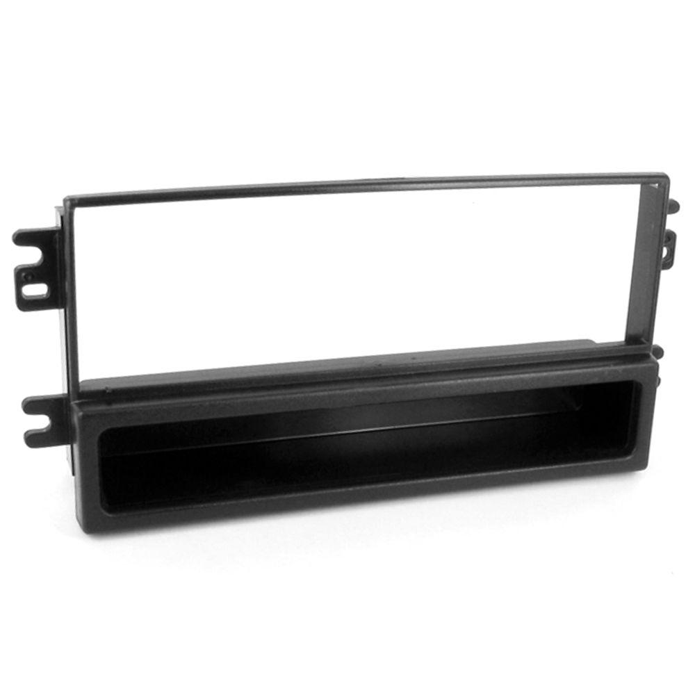C2 24KI01 Single Din Car Stereo Fascia Adaptor Plate For Kia Carens/Sedona/Carni